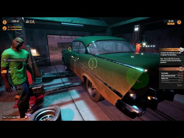 Gas Station Simulator RUNNING around like a CRAZY man