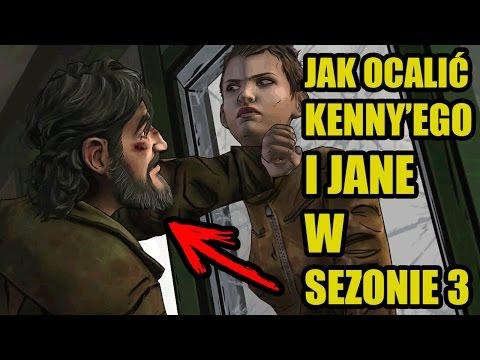 JAK OCALIĆ KENNY'EGO / JANE W A NEW FRONTIER?! | The Walking Dead