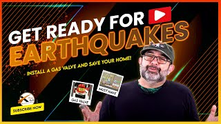 Earthquake Gas Valve Explained | Updated 2021