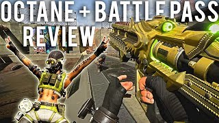 Octane and Battle Pass Review - Apex Legends