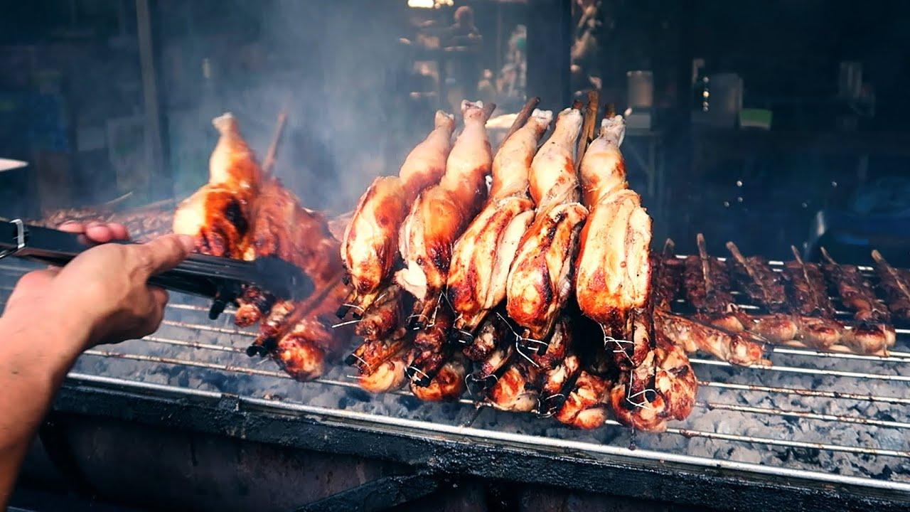 KỲ LẠ quán ăn để tiền cho khách lấy? Ký sự du lịch tự túc Chiang Mai Thái Lan #4