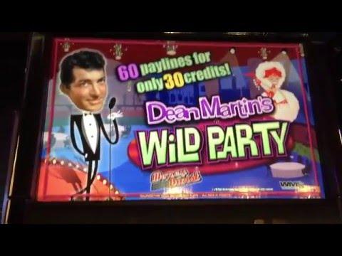 !!!!! Dean Martin Big Win  Max BET!!!!!!!