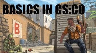 Die Basics - CS:GO Anfänger Tipps #01