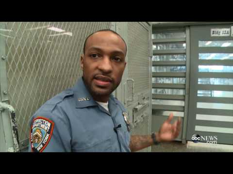 Rikers Correction Officer | A Day in the Life en streaming
