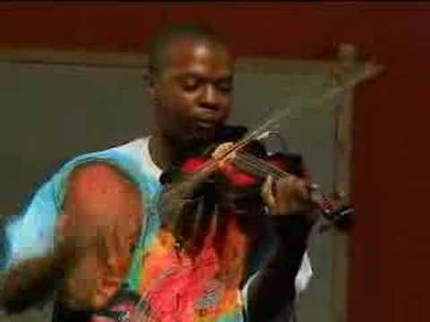 The Mad Violinist Live in Tallahassee 2006 - Age 21