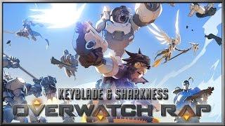 OVERWATCH RAP - Héroes Hasta El Fin | Keyblade ft. Sharkness
