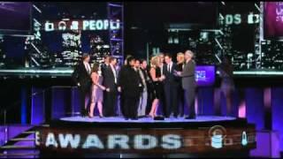 "Jim Parsons - Mejor comedia ""The Big Bang Theory"" - People's Choice Awards"
