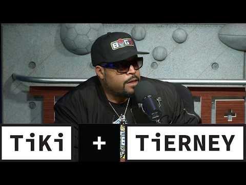 Ice Cube talks BIG3, LeBron's Legacy, and Olympics  Tiki  Tierney