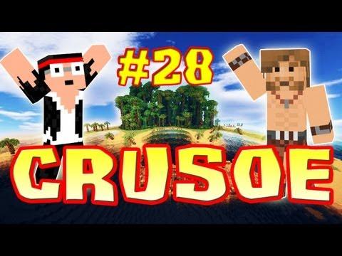 CRUSOE - Ep. 28 - Parking sauvage - Fanta et Bob dans Minecraft