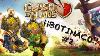 Emplumaitor 066 - ¡¡BOTINACO!! Mas de 1millón de oro - Sucos Clash of Clans
