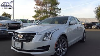 2018 Cadillac ATS 2.0 L Turbocharged 4-Cylinder Review
