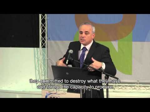 Dr. Yuval Steinitz - Getting the Best Deal on Iran