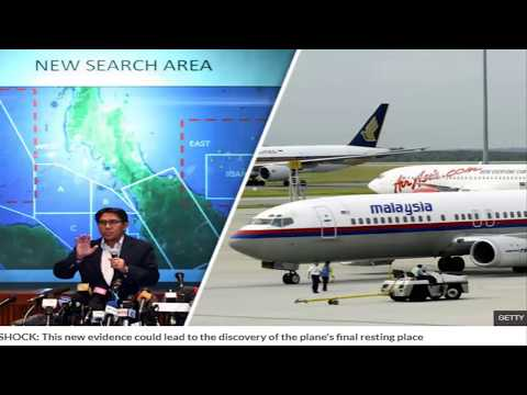 MH370 FOUND:  Scientists claim they know precise location of missing plane
