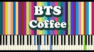 Download BTS(방탄소년단) - Coffee - piano cover MP3 - Matikiri