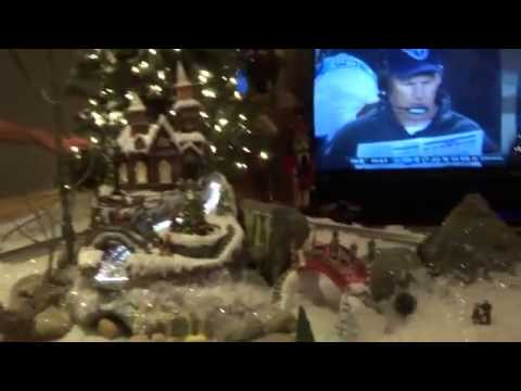 Seahawks Christmas Lights.Seahawks House Christmas Lights Kirkland Christmas Lights