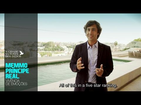 Memmo Principe Real l Café Colonial  l  Lisbon LV  l  A Cidade na ponta dos dedos# 98 with subtitles