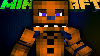 Фредди в Minecraft Обзор мода Minecraft Five nights at freddy s 2