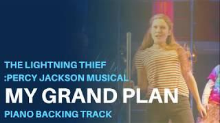 My Grand Plan (The Lightning Thief Musical) Karaoke