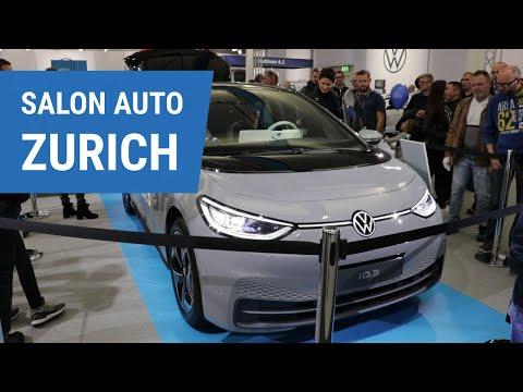 Résumé Salon De L'auto De Zurich 2019