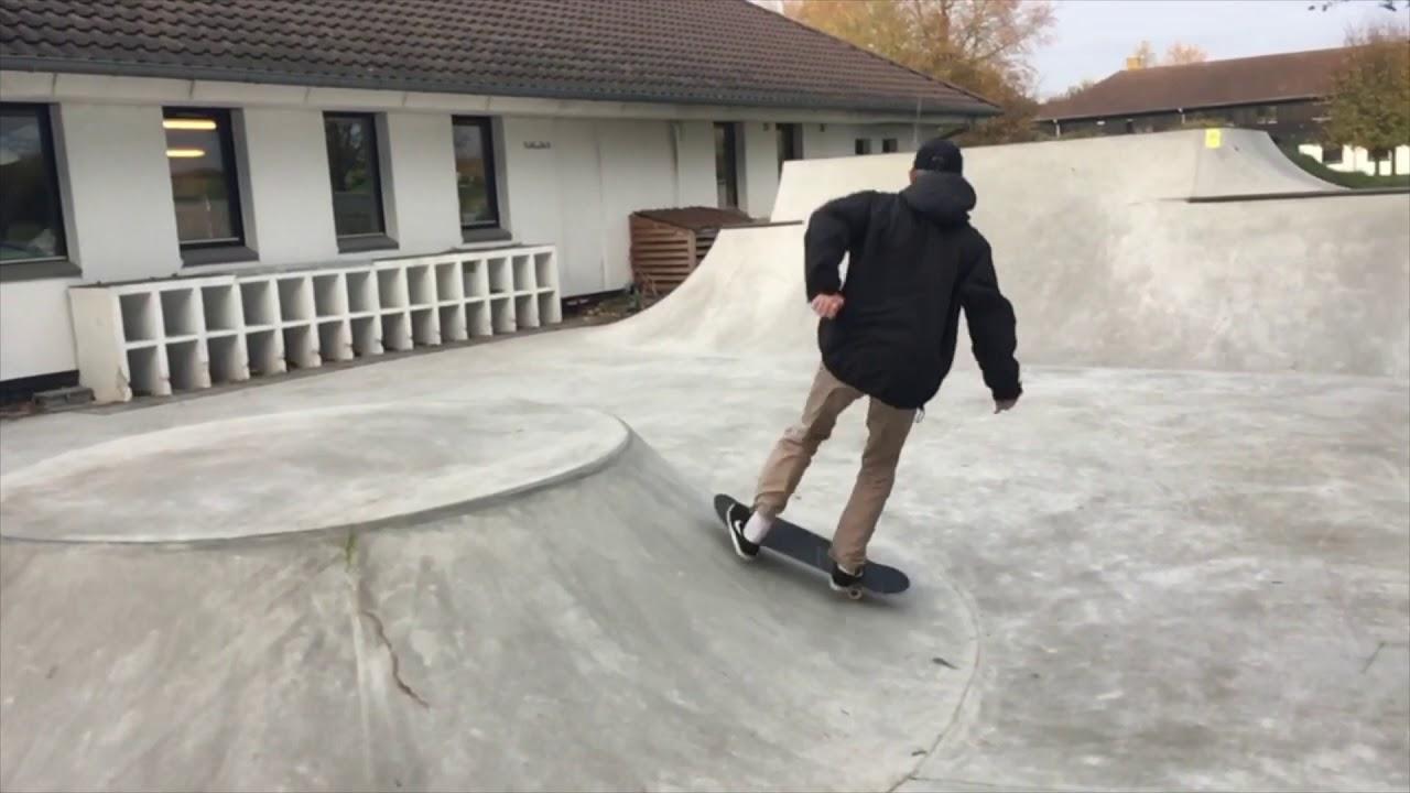 Billeshave skate edit