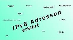Erklärung - IPv6 Adresse
