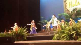 E Hula Mau 2013 fun