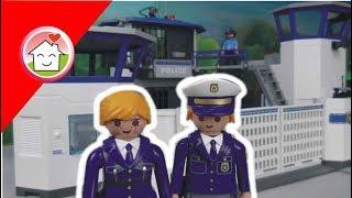 Playmobil Polizei film deutsch Ausbruch aus dem Gefängnis / Kinderfilm von family stories