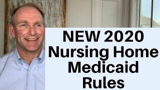 New 2020 Medicaid Aṡset and Income Rules