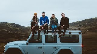 Iceland Day 9 - Hidden Waterfalls, Off-Road with Friends, and a Tour of the Land Rover