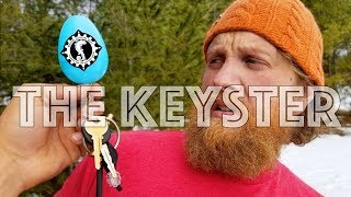 THE KEYSTER / Ultimate Cache Product by WAZOO Survival Gear !!!