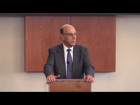 2018 Lampman Memorial Lecture, Richard Rothstein