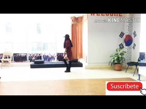 Maite Perroni Loca /(cover Dance ...mía)