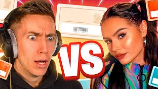 *BOYFRIEND vs GIRLFRIEND* WHO IS BETTER AT GIVING CLUES?