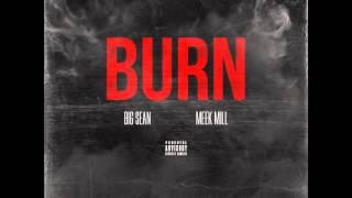 Burn - Meek Mill feat. Big Sean Instrumental Remake w/ Bass Boost