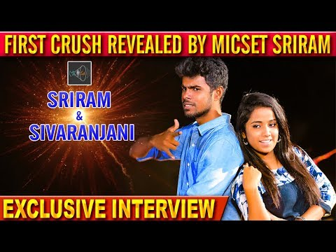OPEN AIR| MICSET SRIRAM & SIVARANJINI FUN INTERVIEW  |JUNCTION BOX
