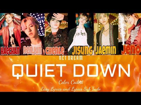nct-dream---quiet-down-easy-lyrics-and-lyrics-sub-indo-color-coded