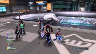 Phantasy Star Universe - Last Days Of Demo Fun