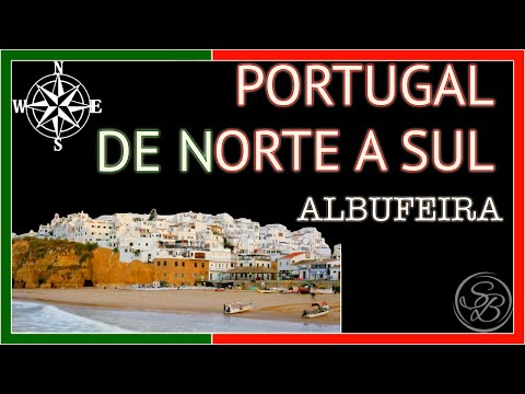 Onde Morar Em Portugal??? Conheça Albufeira
