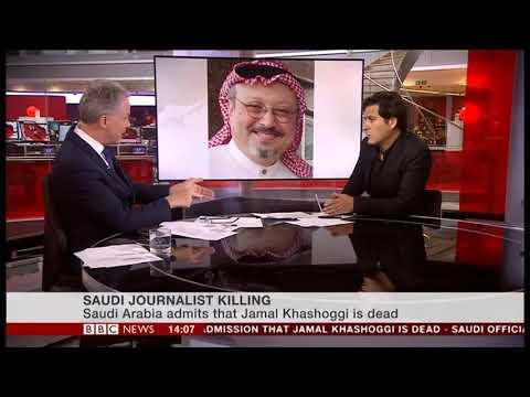 BBC: Geopolitics of Saudi's Khashoggi Crisis