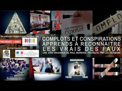 Download Complots et conspirations : Apprends à reconnaître les vrais des faux