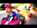 TOO MUCH GOO | Mario Kart w/ Ethan - Part 1