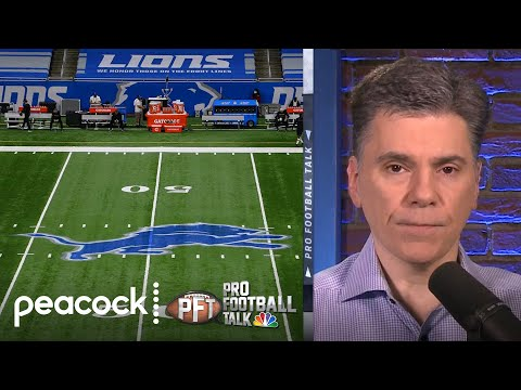 Which direction should Lions go at No. 7 in 2021 NFL Draft? | Pro Football Talk | NBC Sports
