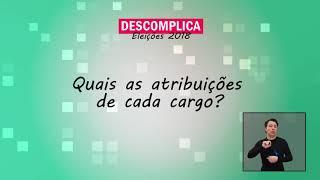 Eleições 2018 - Cargos eletivos