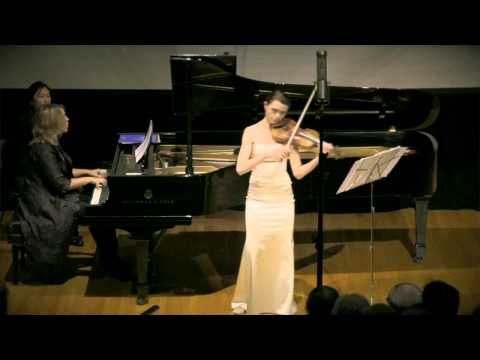 """""""A Piece for Ruth"""", by Gabriela Montero. With Gabriela Montero and Ruth Palmer."""