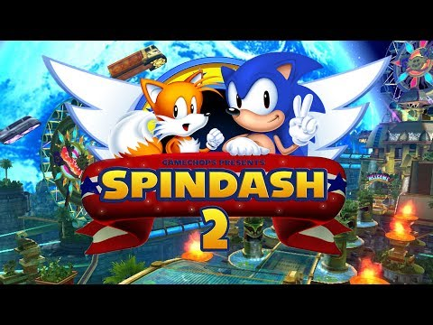 SPINDASH 2 🎵 Curly ► Planet Wisp (Sonic The Hedgehog Remix Album) - GameChops