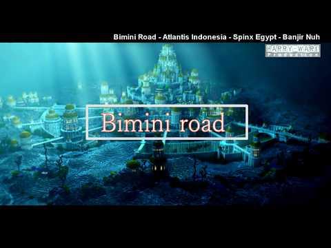 Episode 66 - Misteri INDONESIA dan ATLANTIS dengan SPHINX di Mesir
