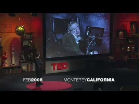 Stephen Hawking: Questioning the universe | TED Talk