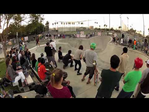 2012 O.G. Jam Series #3 Skateboard Contest