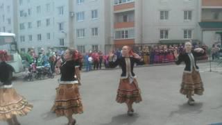 Ставрополь танец гусеница