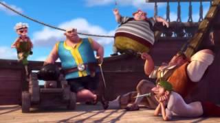 Clochette et la Fée Pirate - Du Haut du Ciel HD